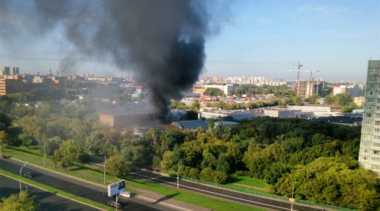 Update Tewaskan 16 Orang, Otoritas Rusia Selidiki Kebakaran Gudang