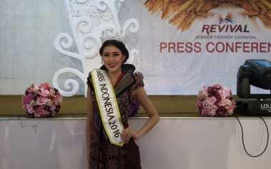 Miss Indonesia 2016 Kagum dengan Kostum Jember Fashion Carnaval