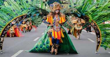 Mau Jadi Model Jember Fashion Carnaval? Begini Caranya