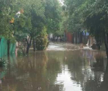 Jakarta Diguyur Hujan, Kali Pesanggrahan Meluap