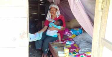 Bayi yang Diduga Makan Ular Alami Gangguan Pernapasan