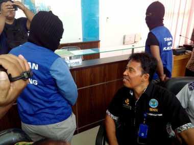 PNS Perempuan yang Ditangkap BNN Dapat Sabu dari Napi