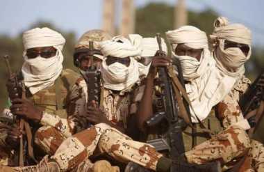 Ranjau Darat Boko Haram Tewaskan Empat Tentara Chad