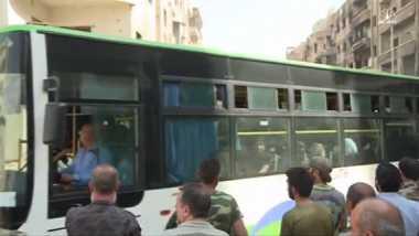 Sudah 3.200 Warga Suriah Dievakuasi dari Darayya