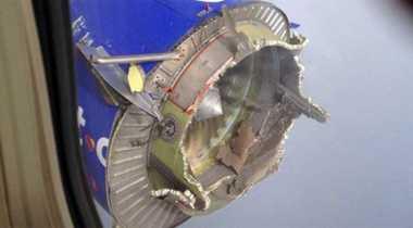 Mesin Meledak di Udara, Pesawat Southwest Airlines Balik Arah