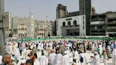 Tiga Jamaah Haji Kecelakaan di Tanah Suci