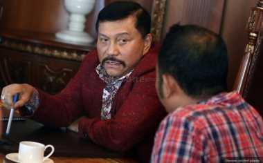Hendropriyono Terpilih Jadi Ketua Umum PKPI