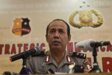 Polri Dalami Motif Pelaku Bom Bunuh Diri di Gereja Medan