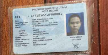Ini Identitas Pelaku Bom Bunuh Diri di Gereja Medan