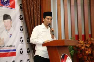 Partai Perindo Jabar Minta Pemerintah Lebih Perhatikan Kegiatan Kepemudaan