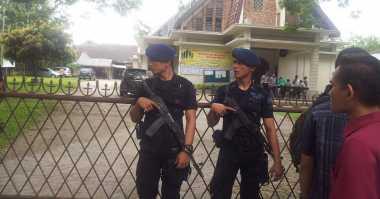 Percobaan Bom Bunuh Diri, Wali Kota Medan Minta Warga Tak Terprovokasi