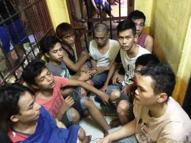 Aniaya Anggota Polisi, 14 Tahanan Polsek Berhasil Kabur