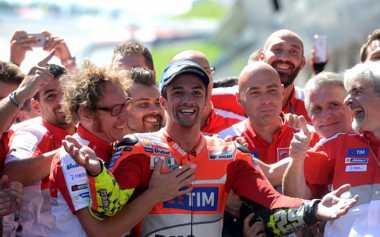 Andrea Iannone Sampaikan Belasungkawa atas Gempa Italia