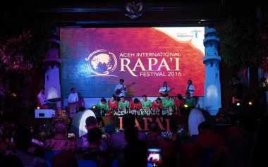 Perkenalkan Aceh International Rapai Festival, Aceh Targetkan 15 Ribu Wisatawan