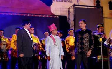 Lima Negara Meriahkan International Rapai Festival