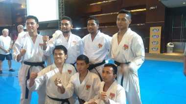 Tim Kumite Indonesia Akui Keunggulan Teknik Tim Jepang