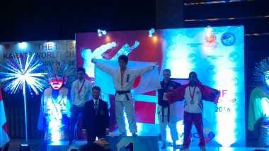 Jepang Sapu Bersih Medali Emas, Indonesia Rebut Tiga Perunggu di Final SKIF 2016