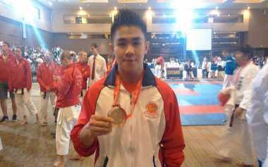 Persiapan Mepet Tak Halangi Karateka Indonesia untuk Raih Emas