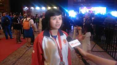Sumbang Medali Perunggu bagi Indonesia, Maya Firma Bangga