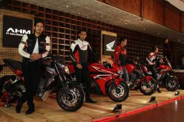 52 Pengguna Moge Honda Akan Ikuti Touring Thailand-Malaysia