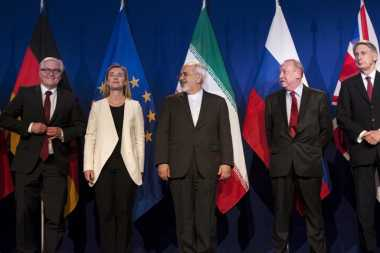 Diduga Mata-Mata, Iran Tahan Anggota Tim Perundingan Nuklir