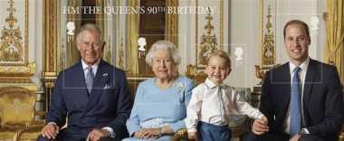 Ini Daftar Suksesor dari Ratu Inggris