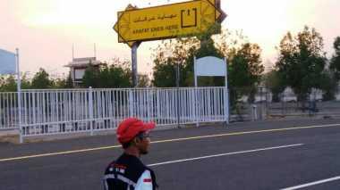 Antisipasi Listrik Padam, Genset Disiapkan di Arafah