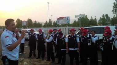 Doa Bersama di Lokasi Tragedi Mina Awali Operasi Puncak Haji