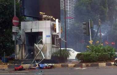 Terjadi Bom Bunuh Diri di Medan, Polda Metro Ikut Waspada