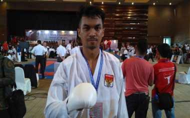 Usai Raih Emas di Kejuaraan Dunia SKIF, Fahmi Targetkan Kejuaraan Karate Asia