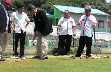 KONI Papua Janji Seriusi Gateball