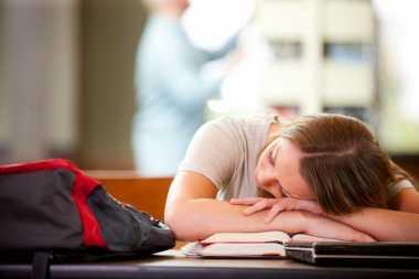 Tidur Siang di Kelas Bisa Membuat Siswa Lebih Cerdas