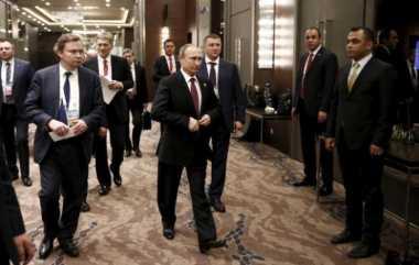 Putin Pertemuan Bilateral dengan Enam Pemimpin Negara di China