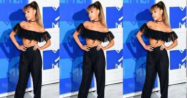 Poni Ariana Grande Bikin Heboh Netizen