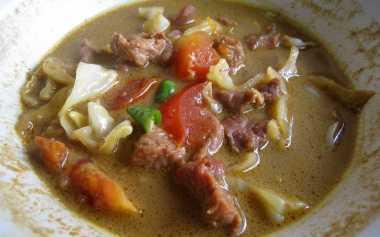 Tongseng Adalah Makanan Asli Indonesia