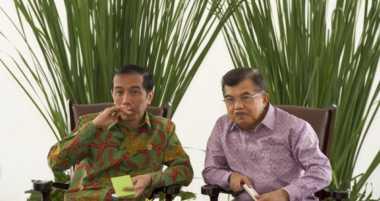 Presiden Jokowi dan Wapres JK Gelar Rapat Penilaian Akhir Pejabat