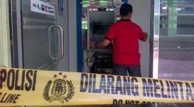 Tak Punya Modal untuk Pesta Narkoba, 4 Bandit Ganjal Mesin ATM