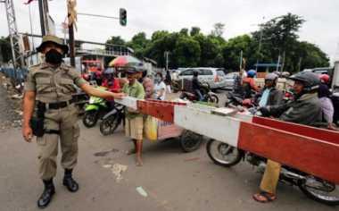 Pemerintah Bakal Tutup Perlintasan Kereta Api Stasiun Senen