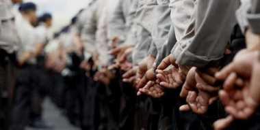 3 Polisi Tersangka Kasus Kerusuhan di Mapolres Meranti Berpangkat Rendah