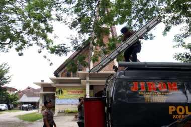 Tersangka Teror Bom Gereja di Medan Dikenal Taat Beribadah dan Pendiam