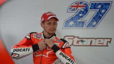 Dovizioso Syukuri Keberadaan Stoner di Tim Ducati