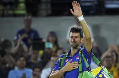 Lakoni Laga Pertama US Open 2016, Djokovic Dipaksa Banting Tulang Hadapi Janowicz