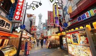 Baru Pertama Kali Ke Osaka? Kunjungi Tempat Ini