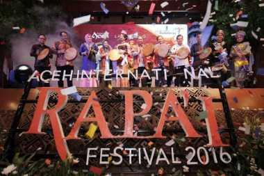 Hari Ini, Penutupan Festival Aceh Internasional Rapa'i!