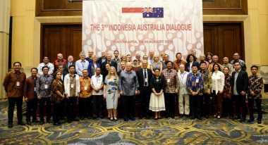 IAD III Bentuk Rasa Percaya Indonesia-Australia