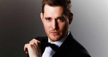 Michael Buble Perdana Luncurkan Parfum Wanita