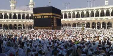 118 Ribu Jamaah Indonesia Telah Tiba di Makkah