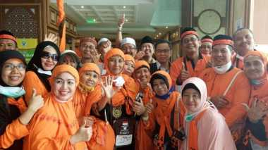 133.644 Jamaah Haji Indonesia Sudah di Tanah Suci