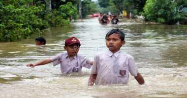 FOKUS: Badai La Nina di Depan Mata, Indonesia Waspada Bencana