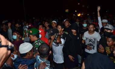 Polisi Tembak Residivis, Mapolsek Pontianak Timur Diserang Massa